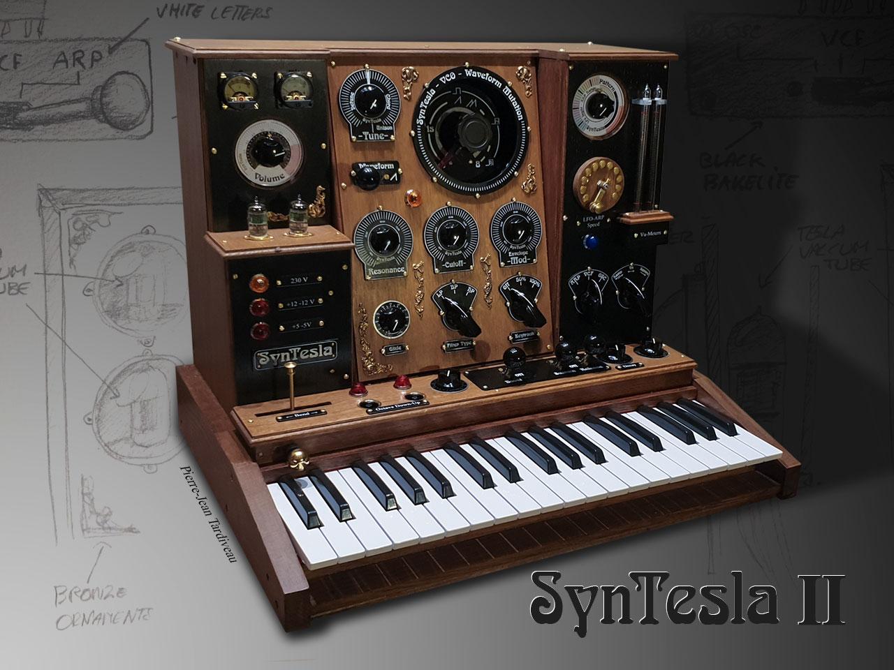 Syntesla-II